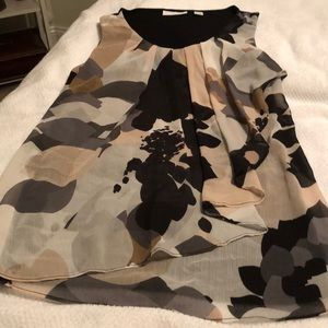 NY and Co. patterned tank
